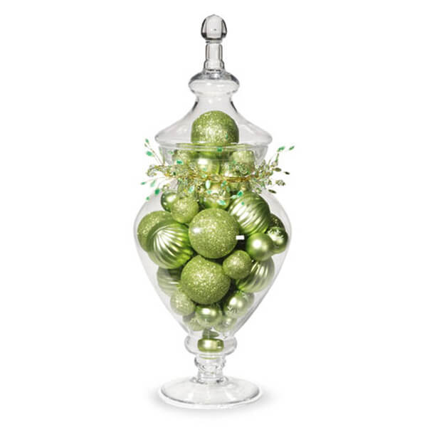 Apothecary Jar | Celebrations by Rent-All located in Sioux Center | Wedding Rental | Glass Container For Rent