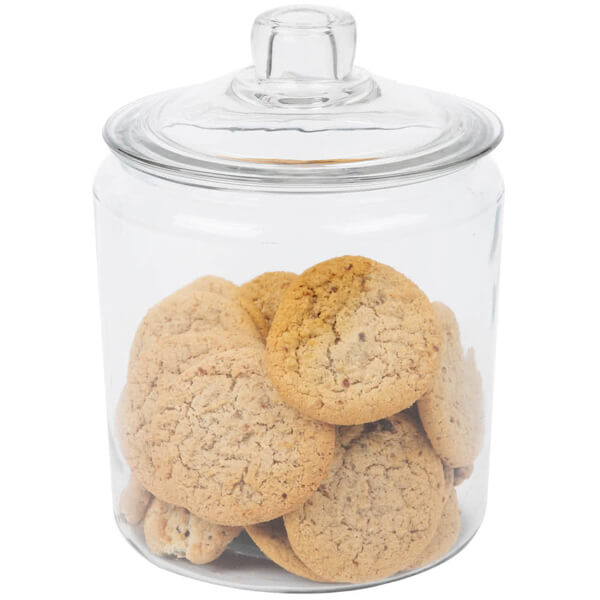 Candy Jar 1 Gallon   Celebrations by Rent-All located in Sioux Center   For Rent   Serving Rentals