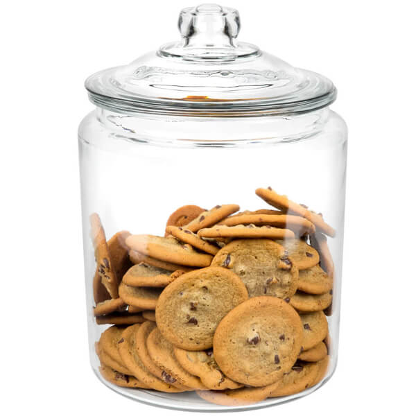 Candy Jar 2 Gallon   Celebrations by Rent-All located in Sioux Center   For Rent   Serving Rentals