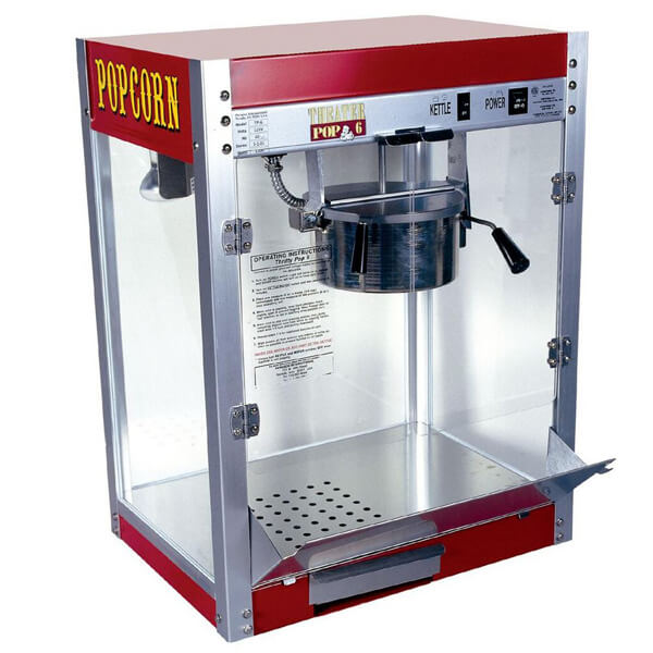 Popcorn Machine  Celebrations by Rent-All located in Sioux Center and Storm Lake   Popcorn Machine for Rent