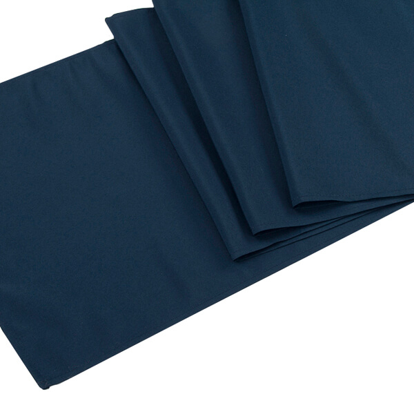 Navy Runner | Celebrations by Rent-All located in Sioux Center | Wedding Rental | Table Runners For Rent