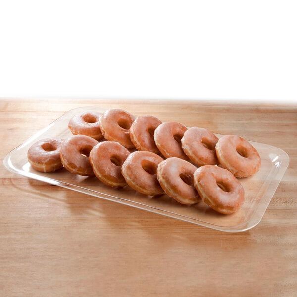 Acrylic Serving Tray | Celebrations by Rent-All located in Sioux Center | For Rent | Serving Rentals