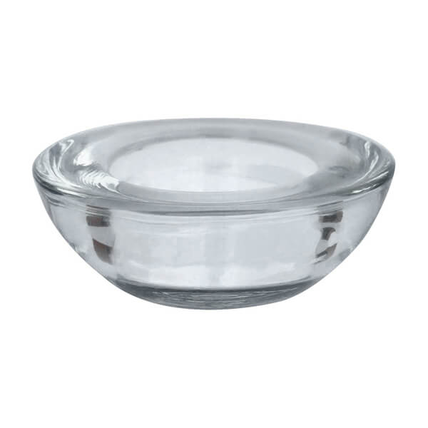 Glass Tealight Holder | Celebrations by Rent-All located in Sioux Center | Wedding Rental | Candle Holder For Rent
