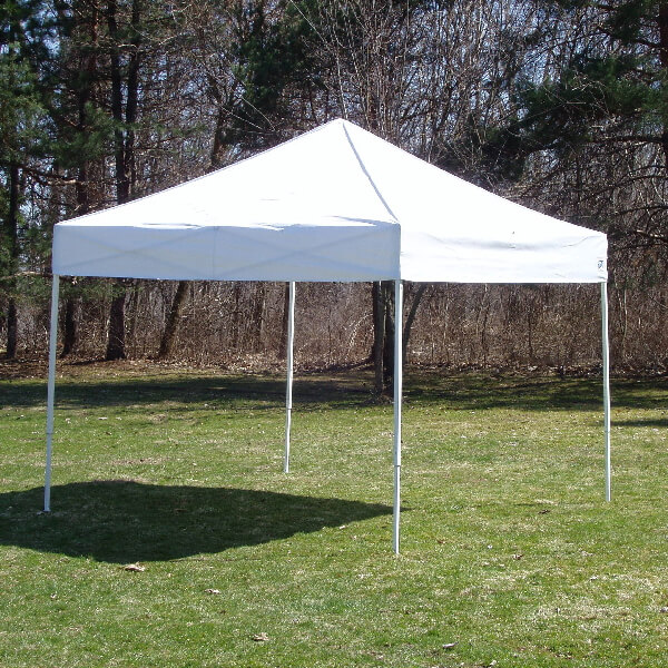 10x10 Frame Tent | Celebrations by Rent-All located in Sioux Center and Storm Lake | Tents for Rent
