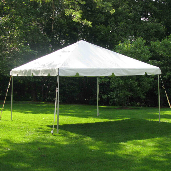 15x15 Frame Tent | Celebrations by Rent-All located in Sioux Center and Storm Lake | Tents for Rent