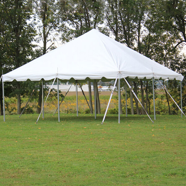 20x20 Canopy Tent   Celebrations by Rent-All located in Sioux Center and Storm Lake   Tents for Rent