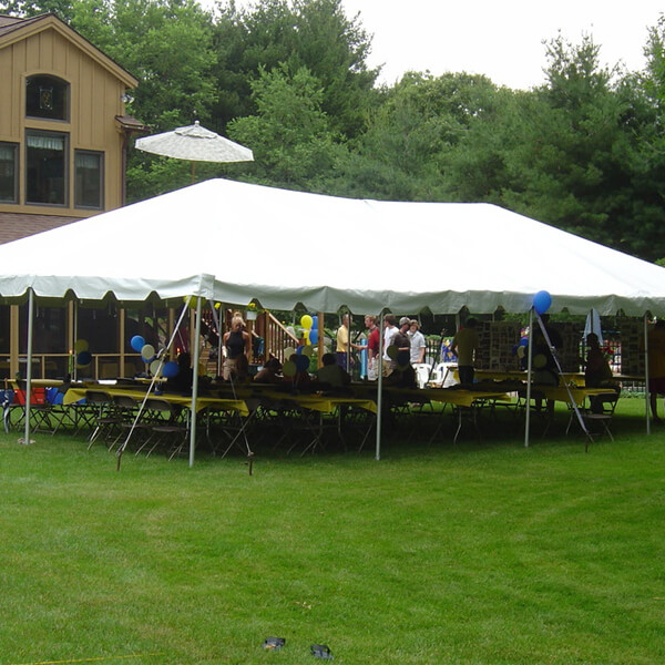 20x40 Canopy Tent | Celebrations by Rent-All located in Sioux Center and Storm Lake | Tents for Rent