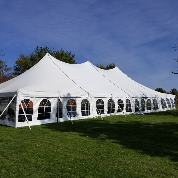 40x120 Canopy Tent | Celebrations by Rent-All located in Sioux Center | Tents for Rent
