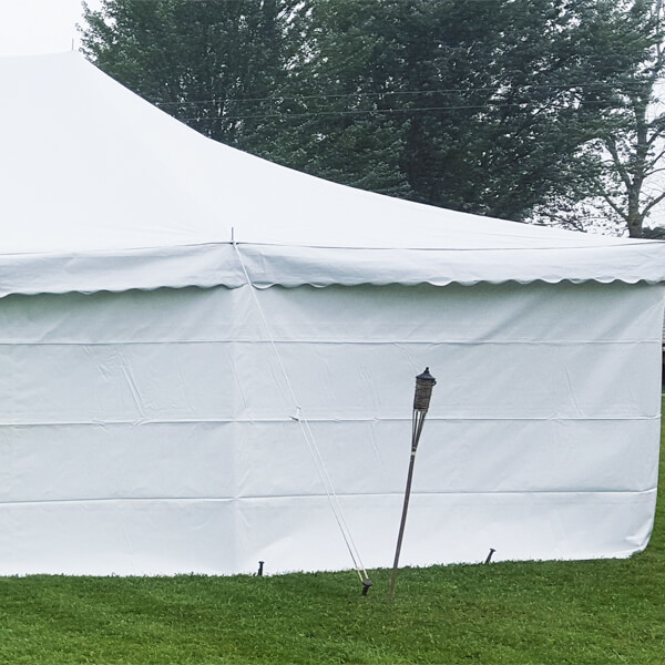 Tent Sidewalls | Celebrations by Rent-All located in Sioux Center and Storm Lake | Tents for Rent