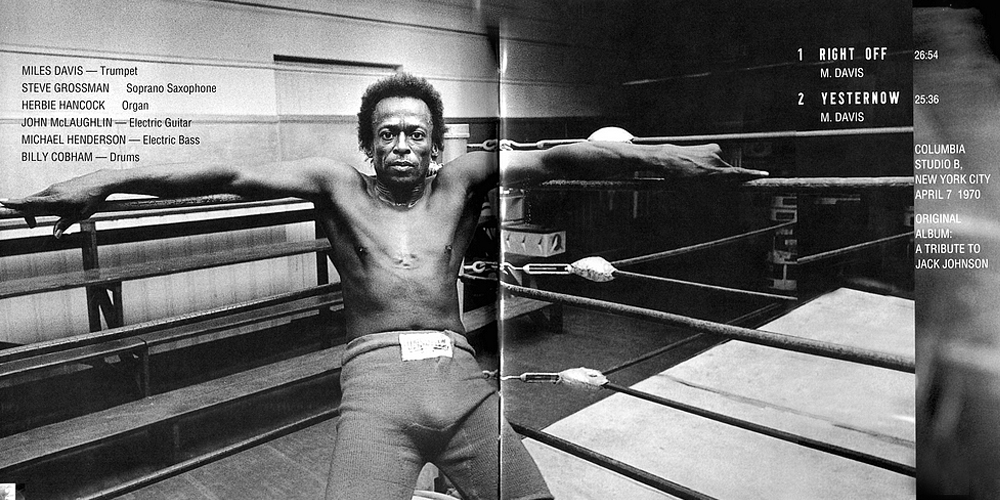 """5 Best Boxing Songs - """"Right Off"""" by Miles Davis"""
