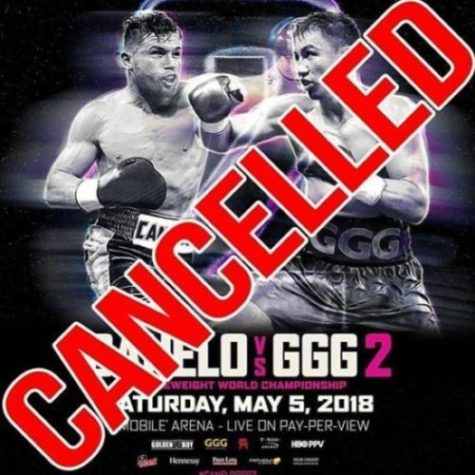 Canelo vs GGG May 5 2018 Fight Was Cancelled
