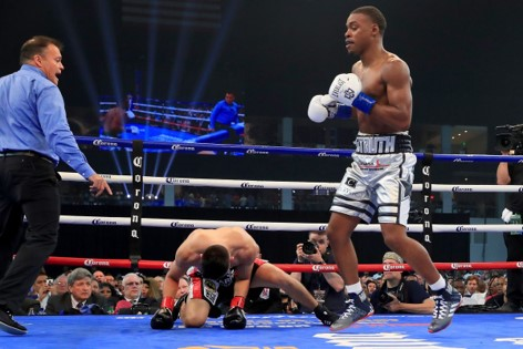 Errol Spence Jr vs Carlos Ocampo