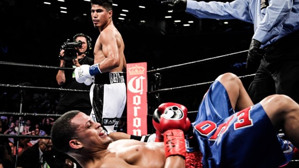 Mikey Garcia In Command