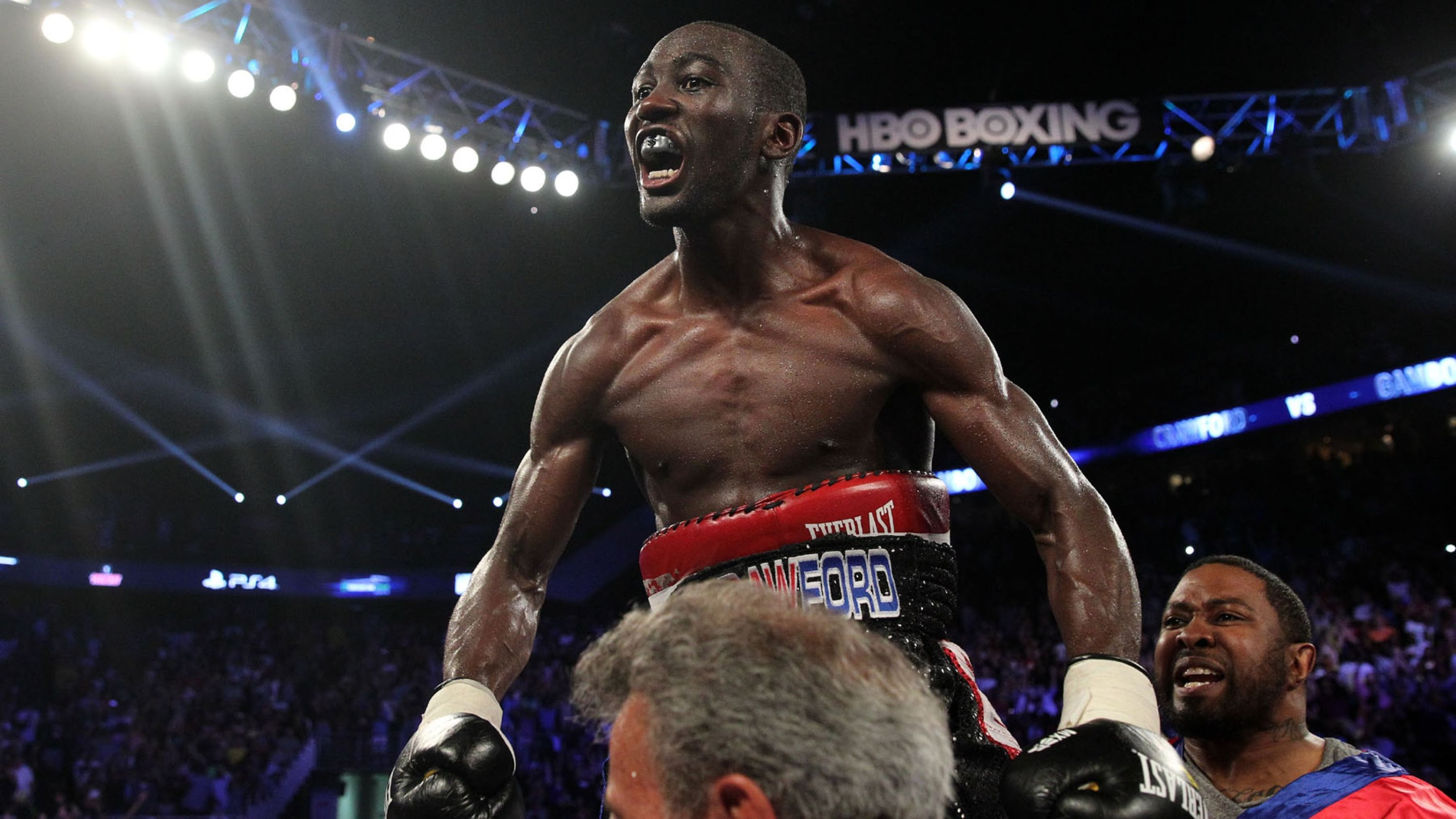 Terrence Bud Crawford