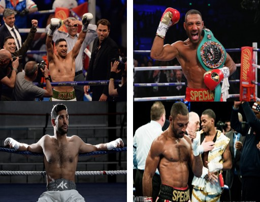 Amir Khan and Kell Brook - Will They Fight?