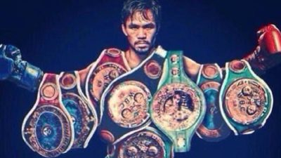 By challenging Lucas Matthysse, Manny Pacquiao is out to prove he's not done yet.