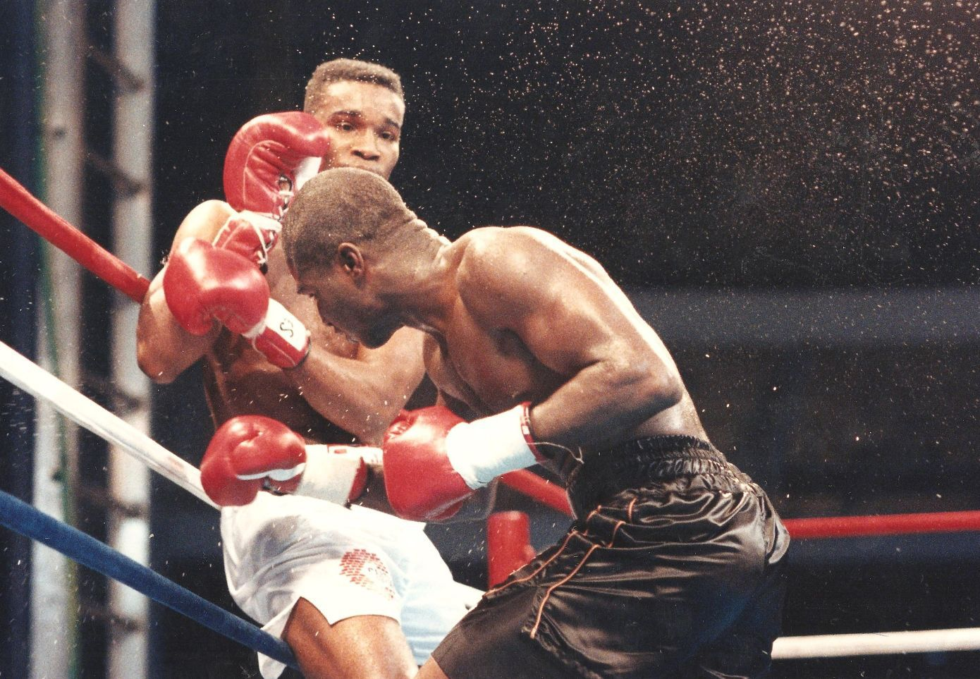 James Toney vs Michael Nunn