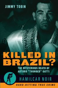 Killed in Brazil book cover