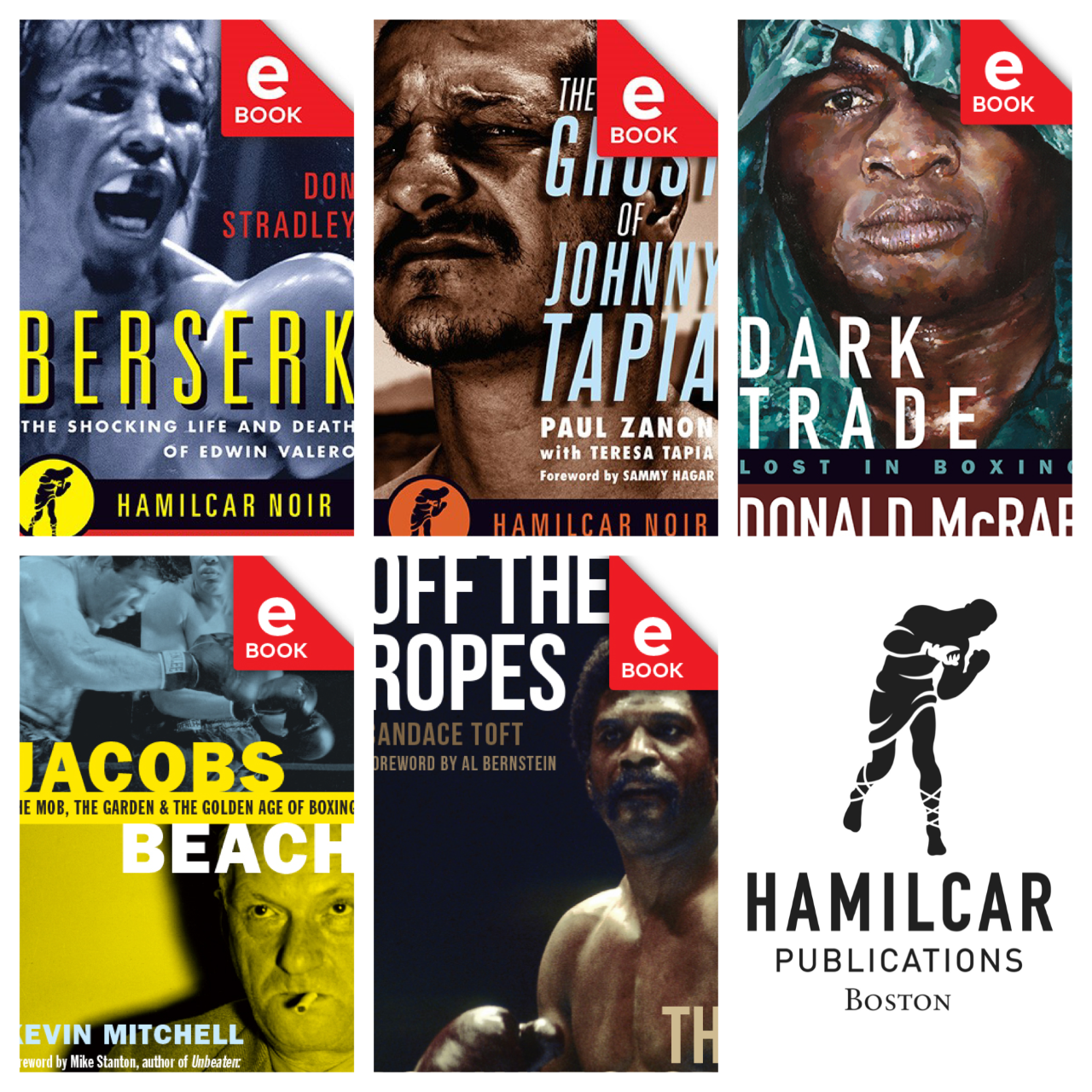 Boxing eBooks For Sale