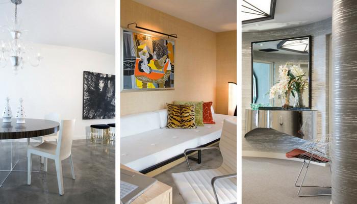 Interior designer Kevin Gray's condo| Kevin Gray Design