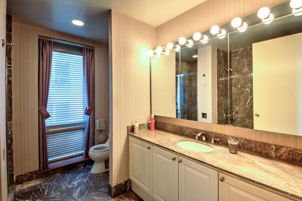 Master Bath BEFORE UES condo conversion | Kevin Gray Design