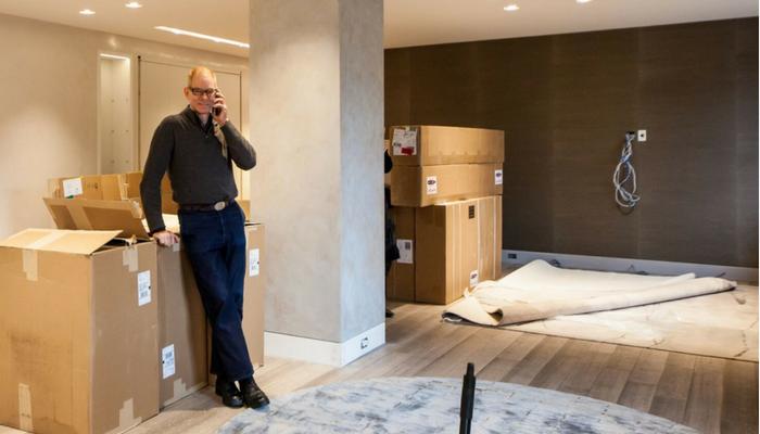Gut Renovation of 2 NYC Condos Creates a Loft-Like Upper East Side Apartment | Interior Designer Kevin Gray