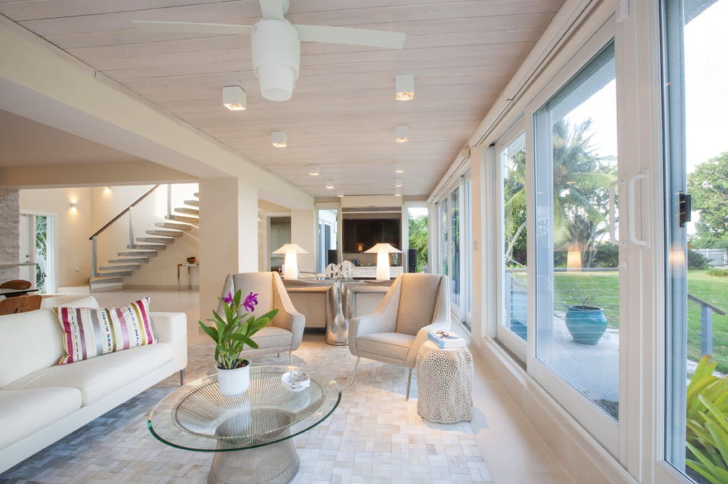 Living Room Tavernier Key | Mid-Century Design | Kevin Gray Design