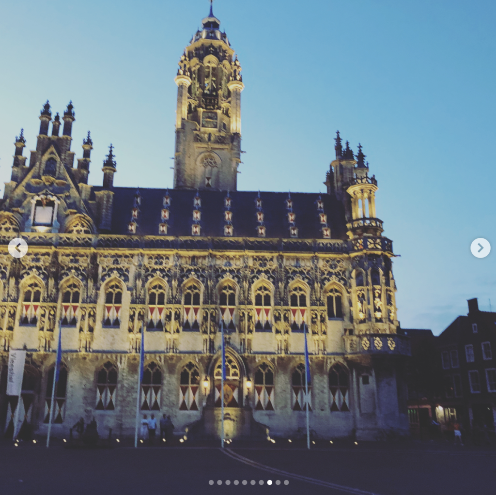 Middelburg, Holland City Hall
