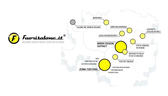 Kevin Gray Design at Milan Design Week - Fuorisalone