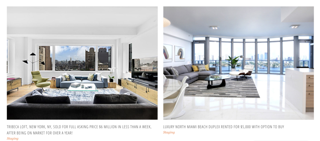 Luxury Home Staging and Styling by Kevin Gray Design