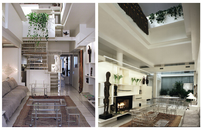 Modular Architectural Lighting in NYC Residential Gut Rehab by Interior Designer Kevin Gray