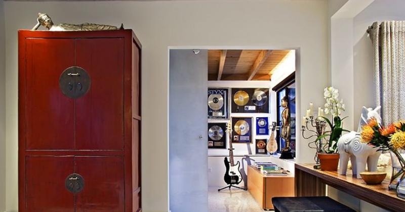 Revisiting Interior Designer Kevin Gray's Zen Inspired Mid-Century Bungalow Renovation