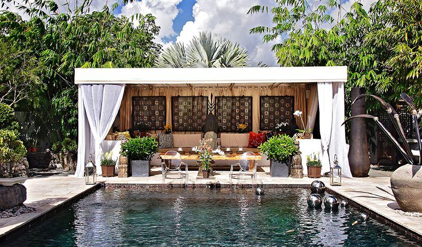 Revisiting Interior Designer Kevin Gray's Zen Inspired Mid-Century Bungalow Renovation- Cabana