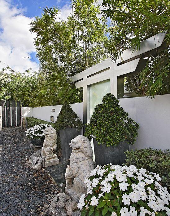 Revisiting Interior Designer Kevin Gray's Zen Inspired Mid-Century Bungalow Renovation- Gardens