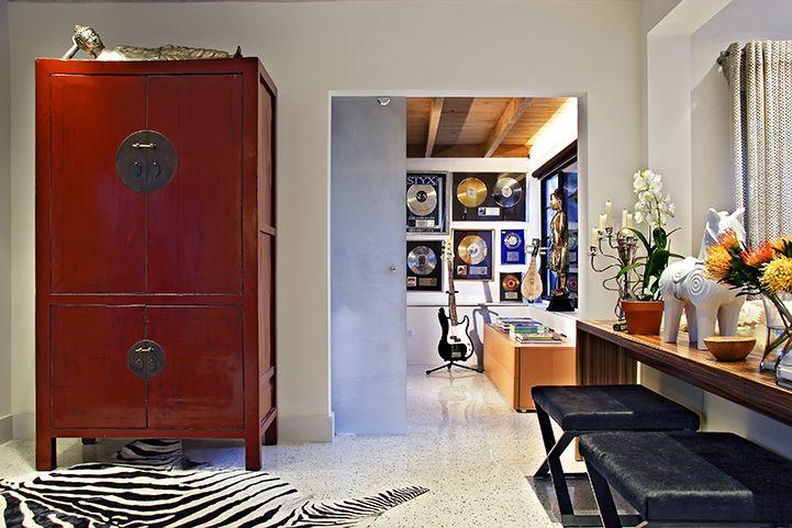 Revisiting Interior Designer Kevin Gray's Zen Inspired Mid-Century Bungalow Renovation- Office
