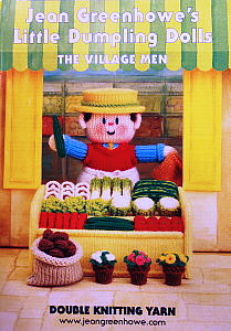 Little Dumpling Dolls - Men