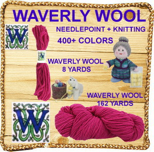 WAVERLY YARN from Brown Sheep
