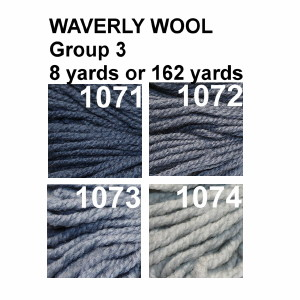 WAVERLY WOOL GROUP 3