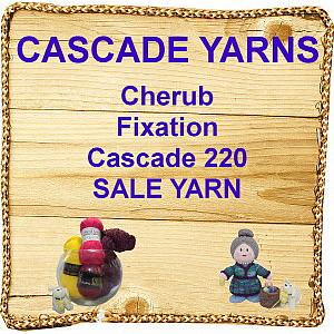 YARN CASCADE - Cherub - Fixation - 220