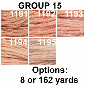 Waverly color group 15