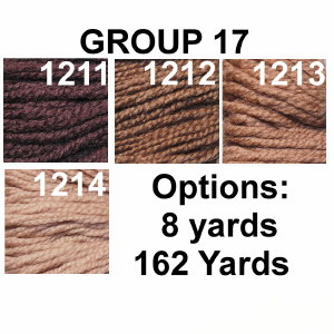 WAVERLY COLOR GROUP 17