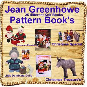 JEAN GREENHOWE Pattern Books