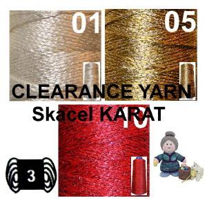 KARAT Yarn - Skacel Clearance