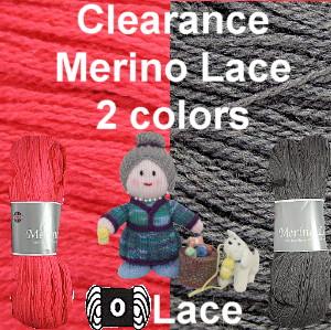 MERINO LACE Yarn - Skacel - Clearance