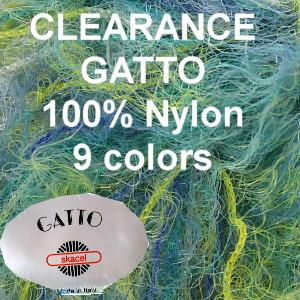 GATTO Yarn - Skacel Clearance