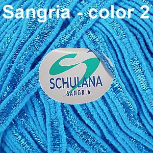SANGRIA - Skacel Schulana ribbon yarn CLEARANCE