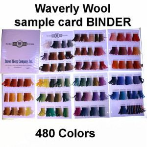 Waverly Wool 480 Colors