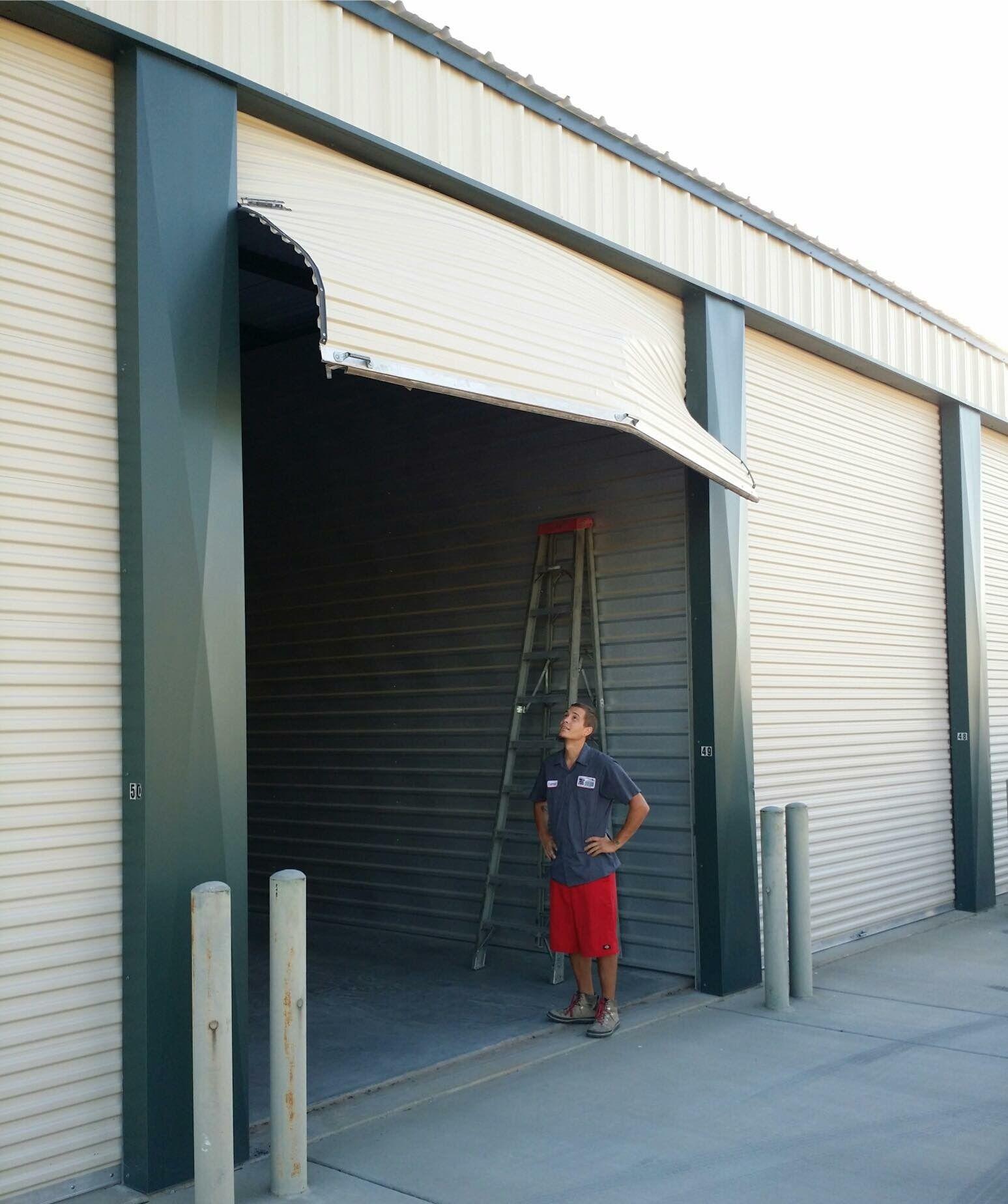 commercial-garage-door-damage-phx