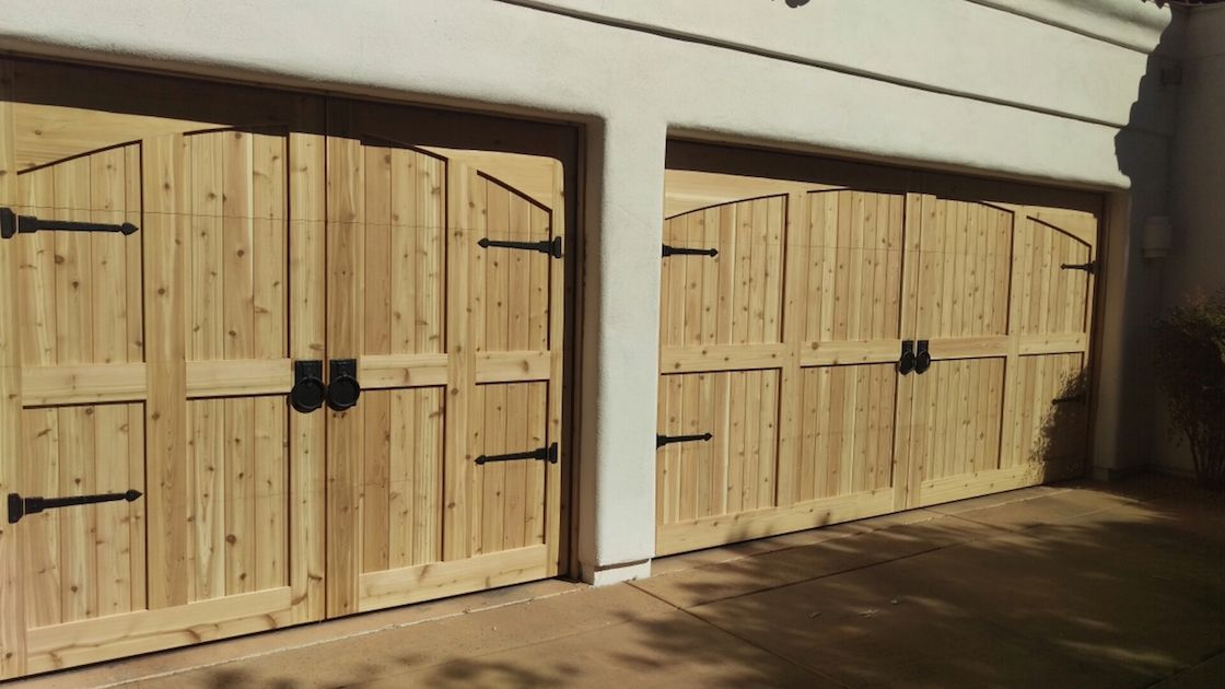 custom-wood-garage-doors-phoenix