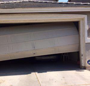 damaged-garage-door-panel-phoenix